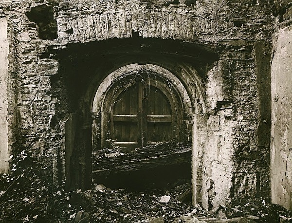 RUPERRA CASTLE, Caerphilly, Mid Glamorgan 2011 - GLAMORGAN