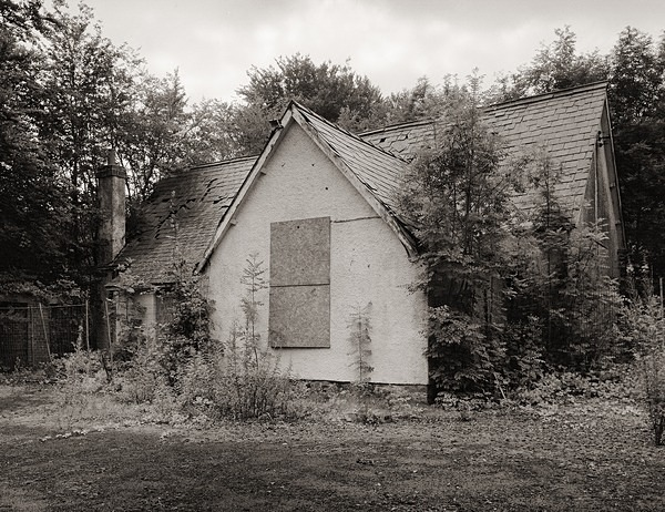 SILIAN SCHOOL HOUSE, Ceredigion 2012 - OTHER WELSH RUINS