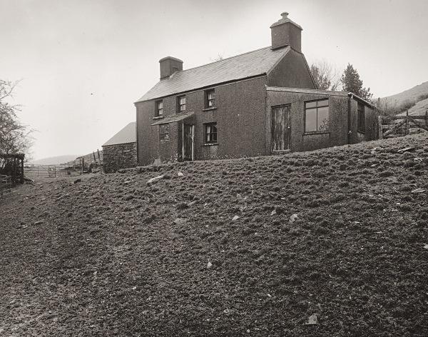 BLAEN GLASFFWRD, Elenydd, Cambrain Mountains, Ceredigion 2011 - CEREDIGION FARMHOUSES