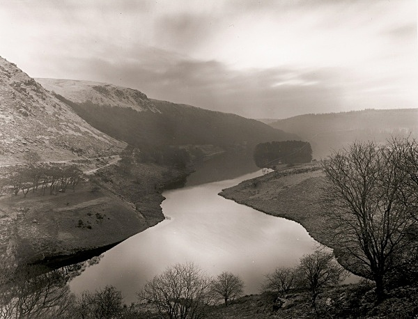 PENYGARREG RESERVIOR, Elan Valley, Powys 2004 - THE WELSH LANDSCAPE