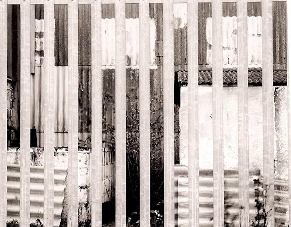 SWANSEA DOCKS, 2002 - ABSTRACTIONS