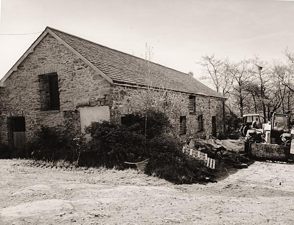 BARNS at WERNFELIN, Pontrhydyfendigaid, Ceredigion 2014 - OTHER WELSH RUINS