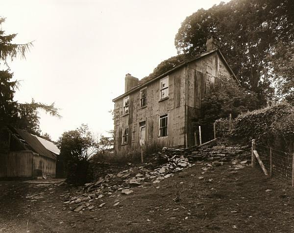 LOWER GOITRE, Llanfaredd, Radnorshire 2011 - RADNORSHIRE (farmhouses)