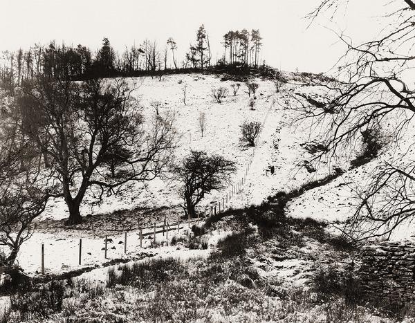VALLEY SIDE, GARREG-DDU RESERVIOR, Elan Valley, Radnorshire 2012 - THE WELSH LANDSCAPE