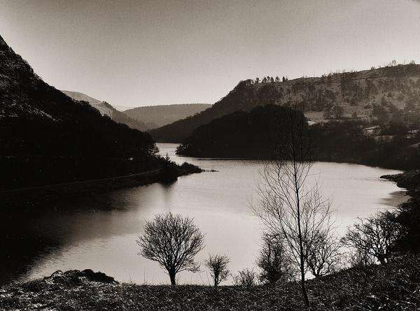 GARREG-DDU RESERVIOR, Elan Valley, Radnorshire 2012 - THE WELSH LANDSCAPE