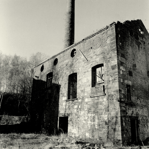 HAFOD MORFA COPPERWORKS, Swansea 2016 - OTHER WELSH RUINS