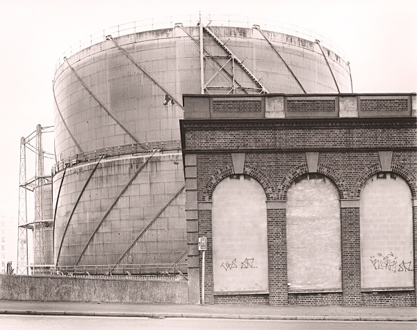 GAS TANKS, Brighton, East Sussex 2006 - MISCELLANEOUS