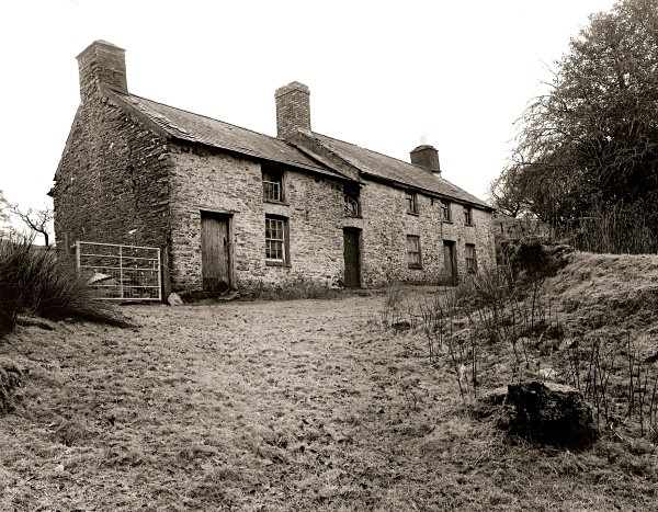 CAERMEIRCH, Ceredigion 2011 - CEREDIGION FARMHOUSES