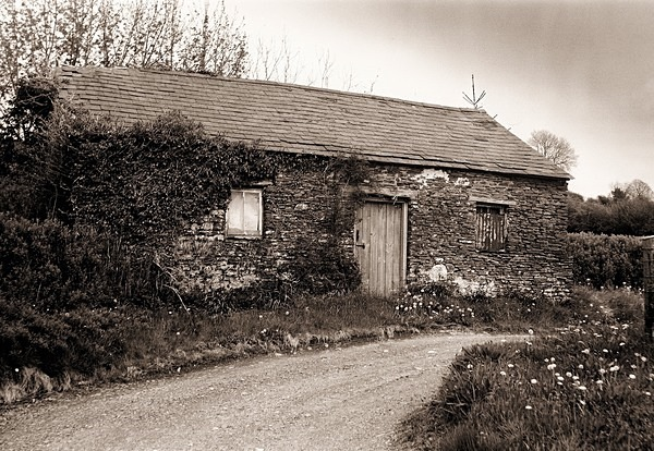 UNKNOWN COTTAGE, Near Silian, Ceredigion 2014 - CEREDIGION FARMHOUSES