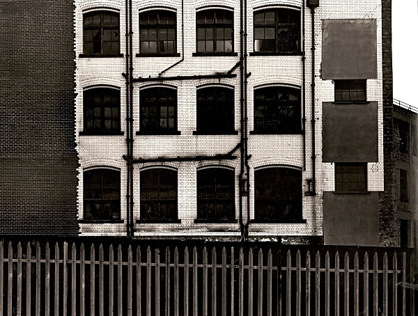 FACTORY FAÇADE, Nottingham 1998 - MISCELLANEOUS