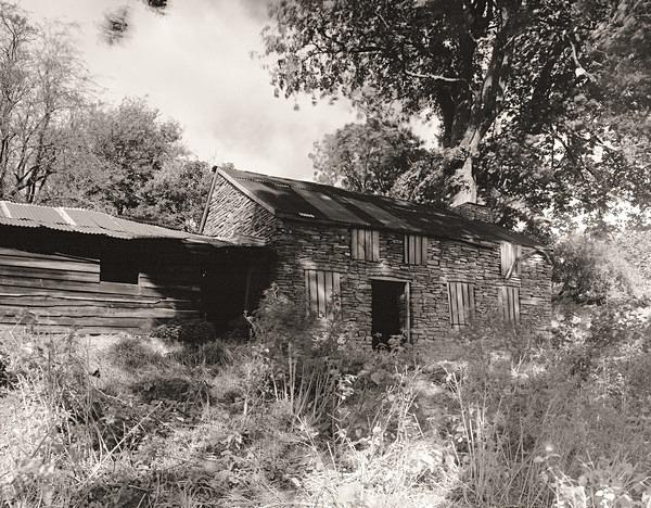 HEN GEFN, Llangunllo, Radnorshire 2012 - RADNORSHIRE (farmhouses)