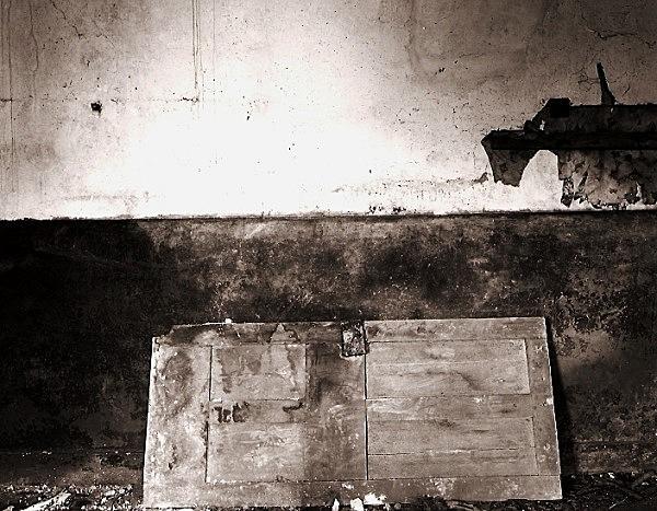 DOOR & WALL, Nottingham 1998 - ABSTRACTIONS