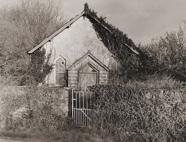 BLAENWYRE CHAPEL, Llangwyryfon, Ceredigion 2012 - OTHER WELSH RUINS