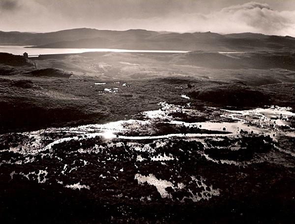 TEIFI POOLS, Ffair-rhos, Ceredigion 1996 - THE WELSH LANDSCAPE