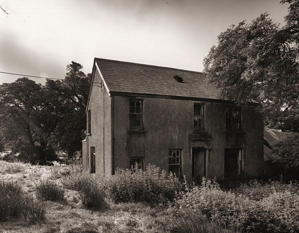 MYNYDD-DU, Mynydd-du Commin, Rosebush, Pembrokeshire 2013 - PEMBROKESHIRE