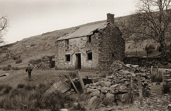 UNKNOWN HOUSE, Unknown Location, Ceredigion 1989 - CEREDIGION FARMHOUSES