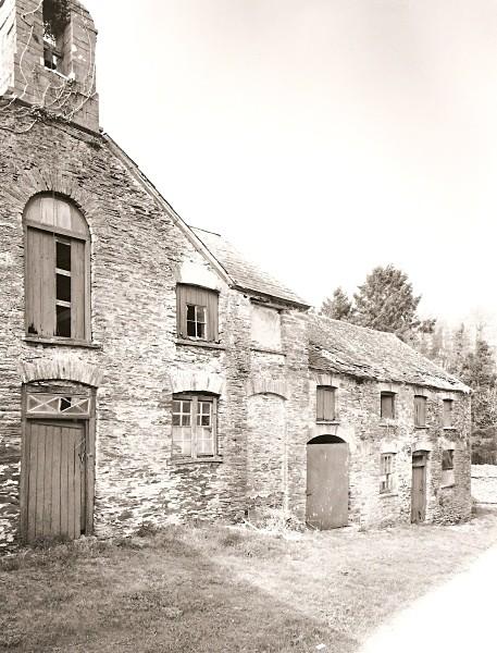 OUTBUILDINGS, Cilwendig, Boncath, Pembrokeshire 2011 - PEMBROKESHIRE