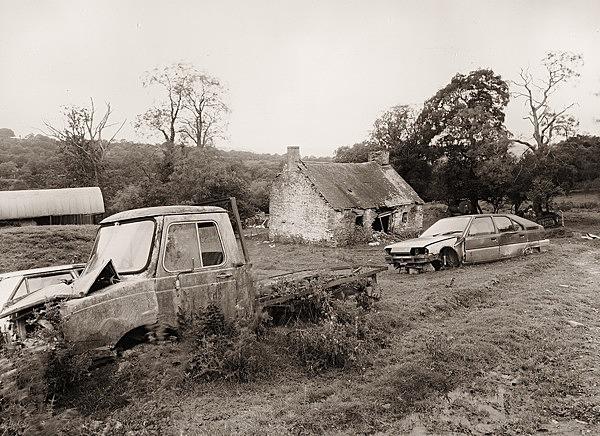 TYNYLONE, Llangeitho, Ceredigion 2011 - CEREDIGION FARMHOUSES