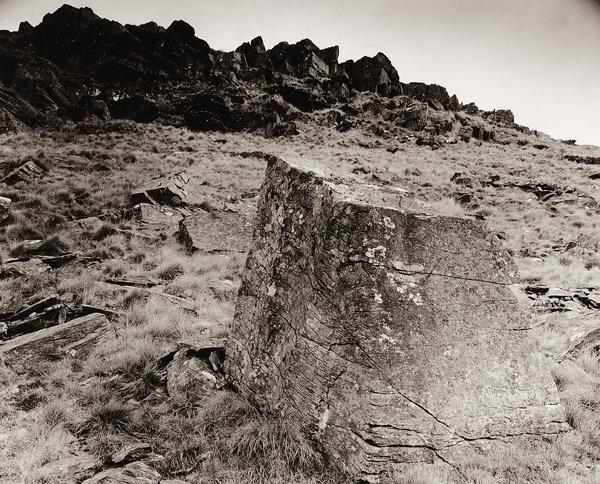 ROCKS AT TEIFI POOLS, Ffair Rhos, Ceredigion 2012 - THE WELSH LANDSCAPE