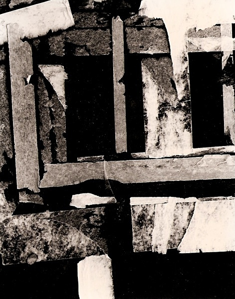 POSTER RESIDUE, Aberystwyth, Ceredigion 2004 - ABSTRACTIONS