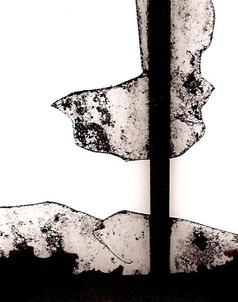 Broken Window, BANC ESGAIR MWYN, Ffair Rhos, Ceredigion 2009 - OTHER WELSH RUINS