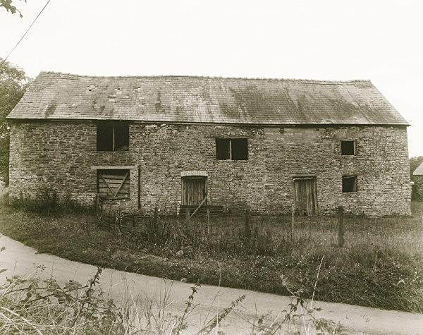 HOUSE, Llandeilo Graban, Radnorshire 2011 - RADNORSHIRE (farmhouses)