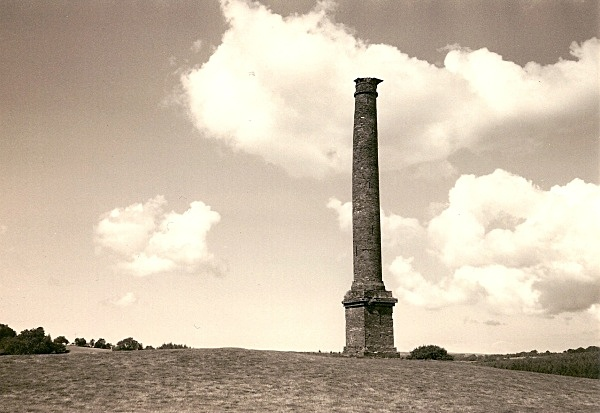 DERRY ORMOND TOWER, Lampeter, Ceredigion 2000