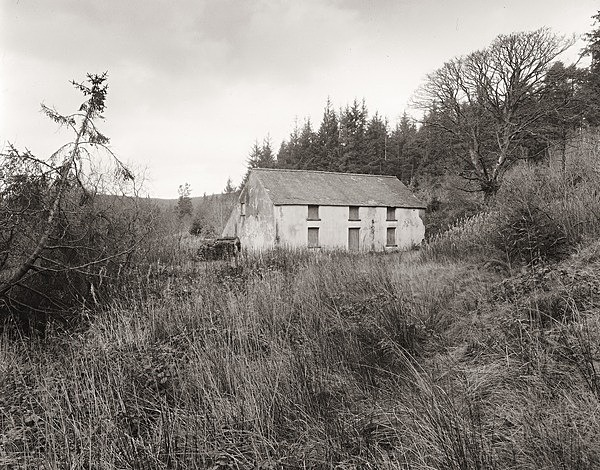 DOLWEN, Devil's Bridge, Ceredigion 2011 - CEREDIGION FARMHOUSES