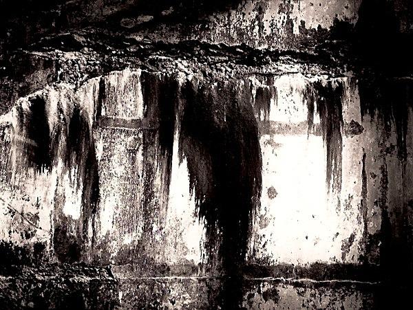 WALL, Teifi Pools, Ffair Rhos, Ceredigion 2001 - ABSTRACTIONS