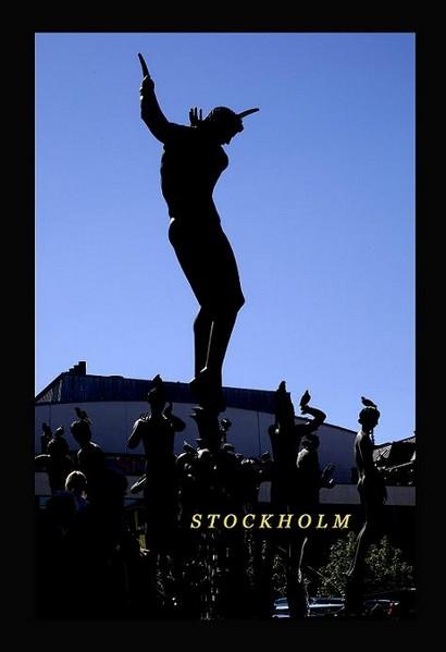 Stockholm July 06 / 1 - Stockholm 2006 - 2007