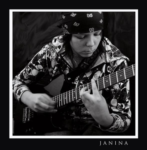 Janina - People