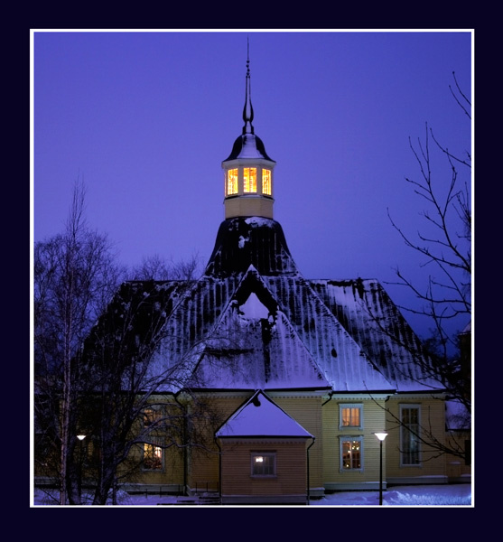 Christmas / The Church of Lappee - Lappeenranta