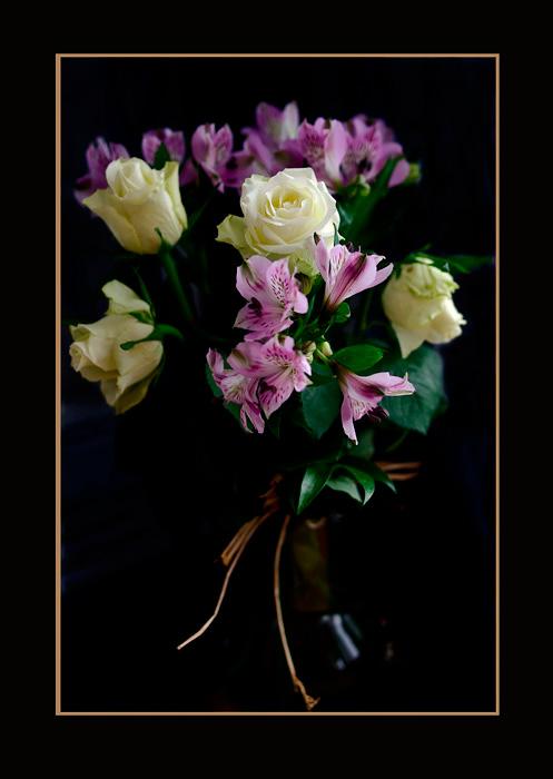 A Birthday Bouquet - Still Life