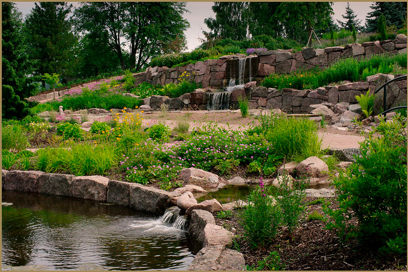 Kotka Jokipuisto 5 - Parks and Gardens