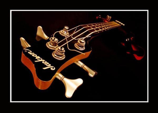 Jackson 1 - Instruments