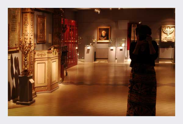 July / 11 / The Jewish Museum - Stockholm 2008 - 2010