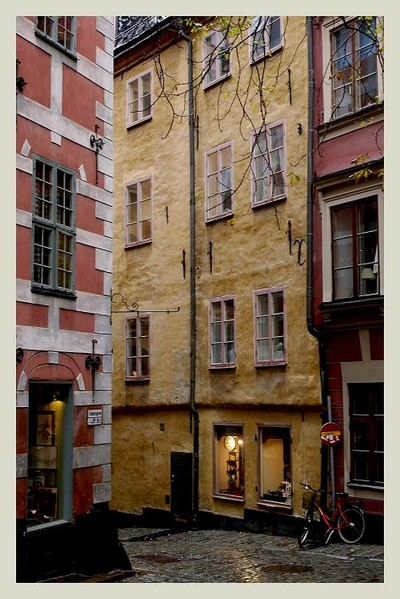 Stockholm October 2 - Stockholm 2006 - 2007