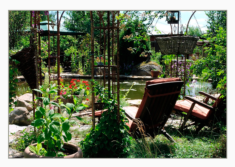 Krista's Garden 2 - Parks and Gardens