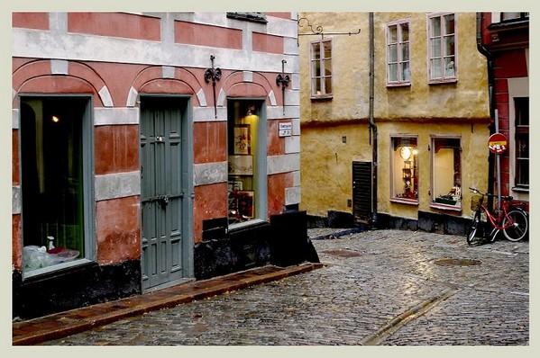 Stockholm October 3 - Stockholm 2006 - 2007