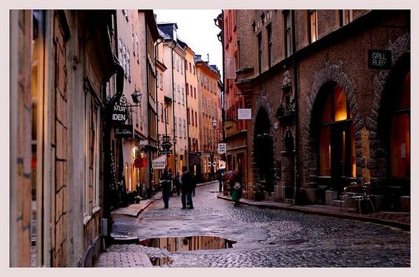 Stockholm October 5 - Stockholm 2006 - 2007