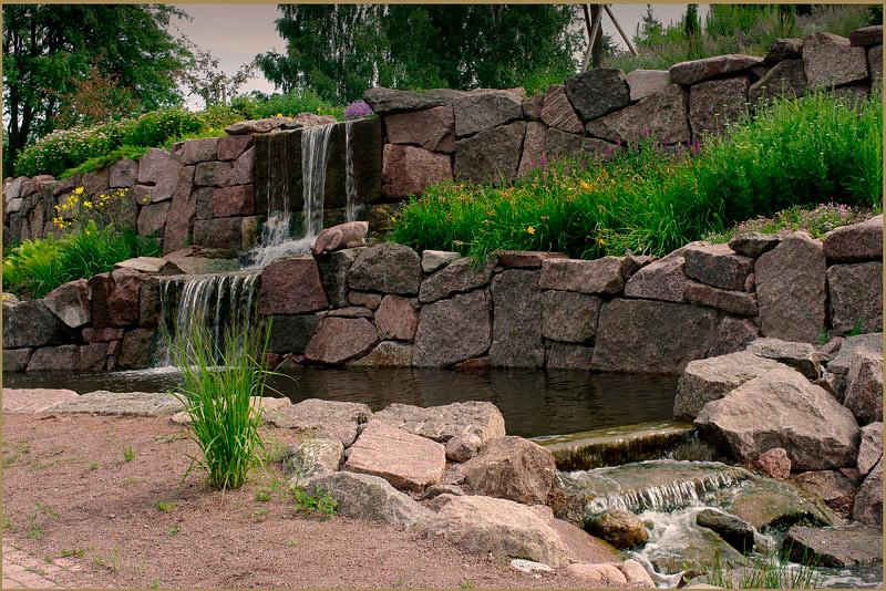 Kotka Jokipuisto 3 - Parks and Gardens