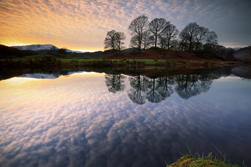 Fire & Ice - Lake District Landscapes