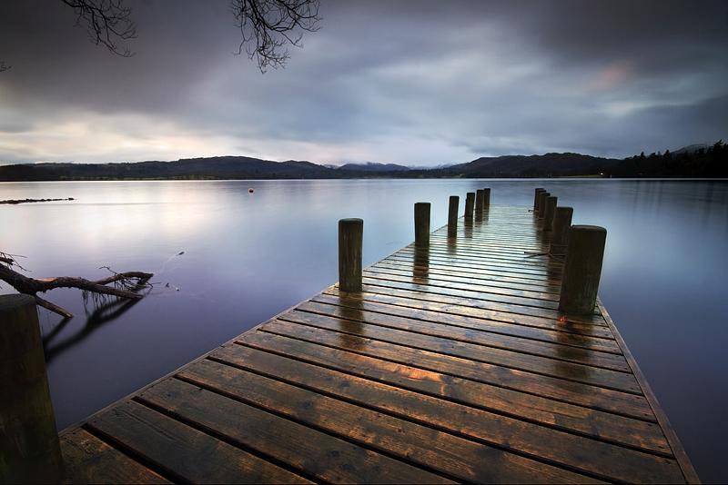Planks & Posts - Lake District Landscapes