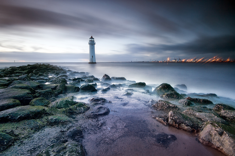 Wall of Death - Wirral Landscapes