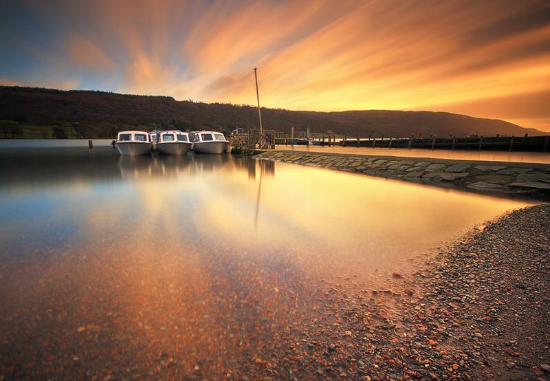 Burning Skies - Lake District Landscapes