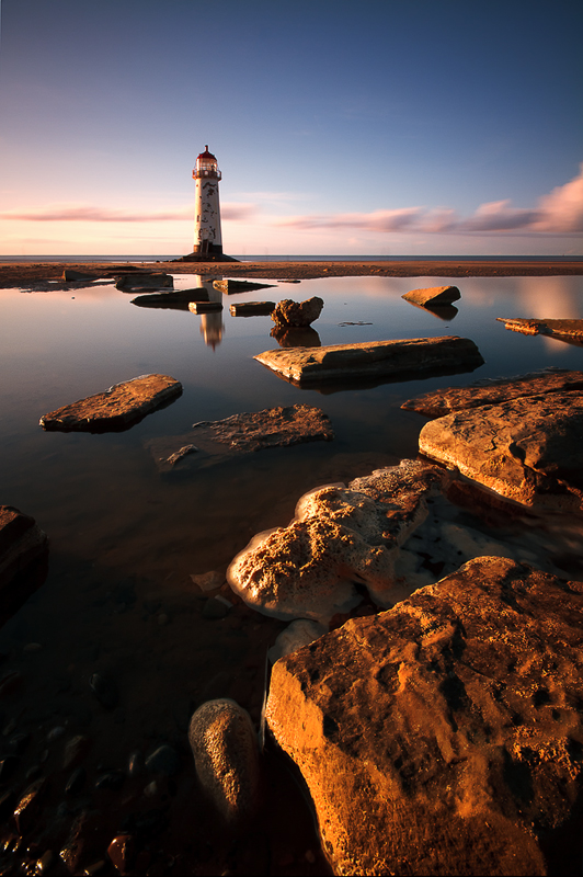 Point of Ayr - North Wales Landscapes