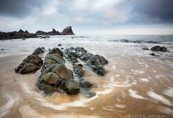 Hartland Rocks - Dyfnaint / Devon