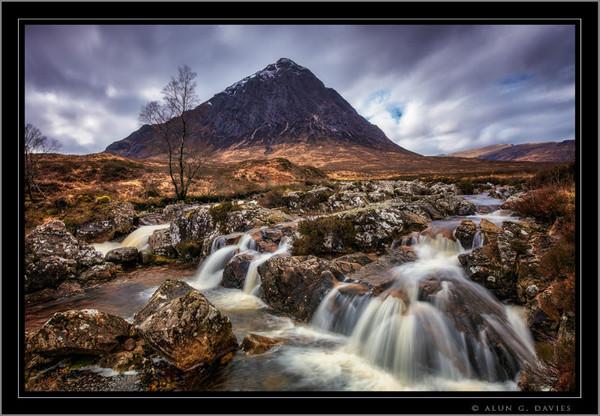 Stob Dearg _MG_2201 - Yr Alban / Scotland