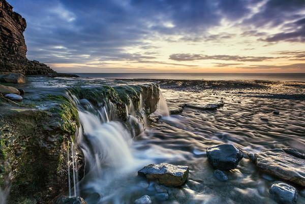 Traeth Mawr  4 - Arfordir De Cymru / S. Wales Coast