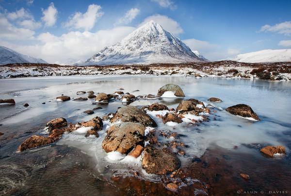 Buachaille_Eite Mor - Yr Alban / Scotland